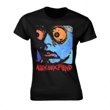Girls Acid Bath Full Colour T-shirt